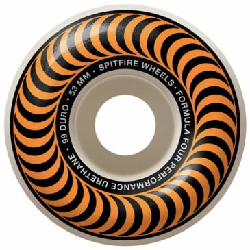 Spitfire Formula Four 53mm 99A Classic Wheels