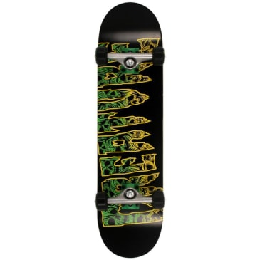 Creature Complete Catacomb Mid Complete Skateboard - 7.8