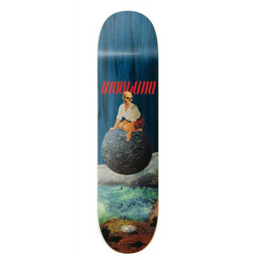 McClung Later Deck