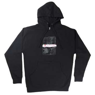 Heartthrobs Love Story Hoodie Black