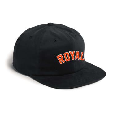 Royal Giant Hat Black