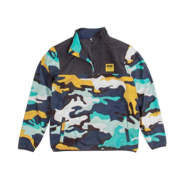 DGK Chill Polar Fleece - Multicolour