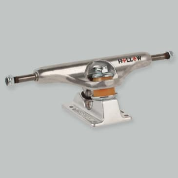 Independent 169 Standard Forged Hollow Trucks Silver