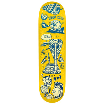 Anti-Hero Russo Reach Star Deck 8.62""
