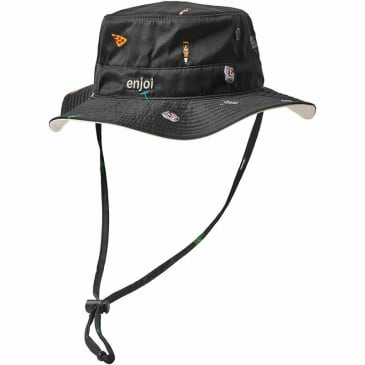 Enjoi Spectrum Party Boonie Hat - Black