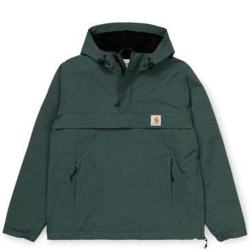 Carhartt WIP Nimbus (Winter) Pullover Jacket - Dark Teal