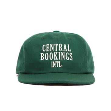 Central Booking Intl. - Courthouse Logo Hat - Green