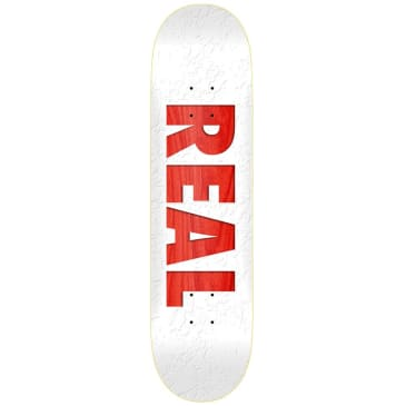 "real bold series board (white/8.5"")"