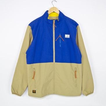 Butter Goods - Search Jacket - Khaki / Royal