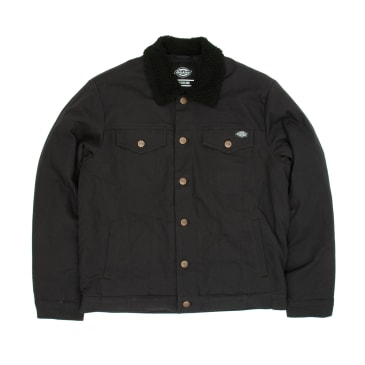 Dickies Marksville Trucker Jacket - Black