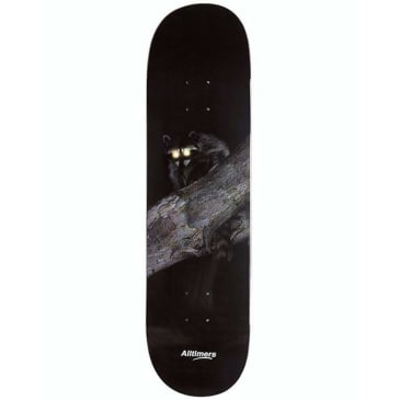 ALLTIMERS RACOON VISION DECK - 8.3