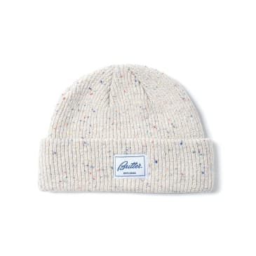 Butter Goods Speckle Beanie - Natural