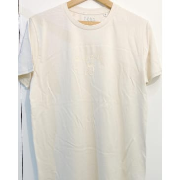 Drug Store Chomsky Mouse tee off-white