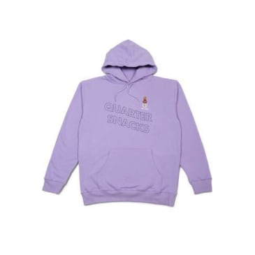 Quartersnacks - Snackman Embroidered Hoodie