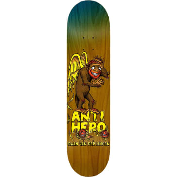 ANTI-HERO DAAN GRIMPLE BUSINESS DECK - 8.06