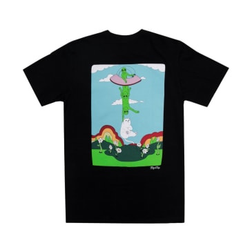 Rip N Dip Abduction Pocket T-Shirt - Black