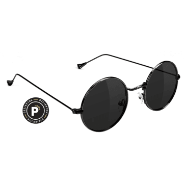 Glassy Jaws Polarized Black