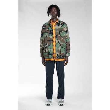 Stan Ray - Tropical Jacket (Woodland Camo)