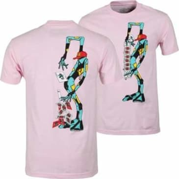 Powell Peralta Ray Barbee Rag Doll Pink