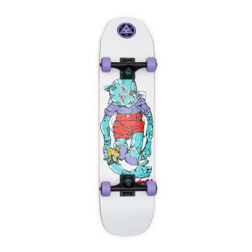 "Welcome Teddy Complete Skateboard - 7.75"""
