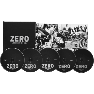 Zero Skateboards Anthology DVD Boxset