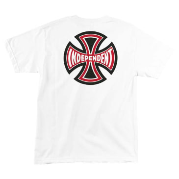 INDEPENDENT Ante Tee White
