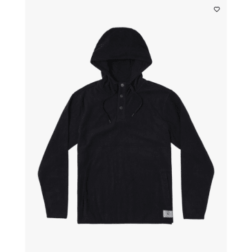 RVCA Mundy Polar Fleece Jacket