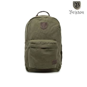 Brixton Basin Back Pack - Green