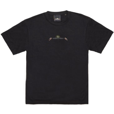 Cometomychurch Logo T-Shirt - Black