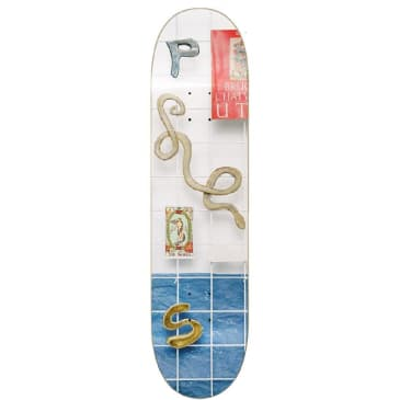 "Isle Skateboards - Grid Series Paul Shier 8.25"" Complete"