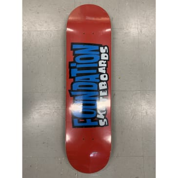 Foundation Skateboards From the 90s Deck