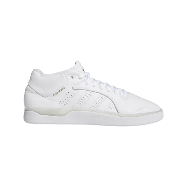 adidas Tyshawn Jones Skate Shoes - FTWR White / FTWR White / FTWR White