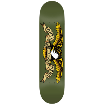 "Anti Hero Skateboards - 8.38"" Classic Eagle Skateboard Deck"