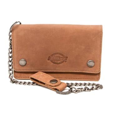 Dickies Deedsville Chain Wallet - Brown
