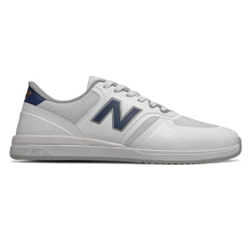 New Balance Numeric 420 Skateboarding Shoe - White/Blue