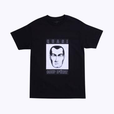 QUASI COUP T-SHIRT - BLACK