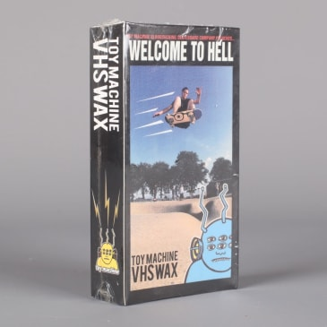 Toy Machine 'VHS' Skate Wax