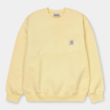 Carhartt WIP Pocket sweater - Yellow