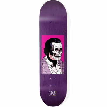 Girl Skull Of Fame Simon Bannerot Deck - 8.25""