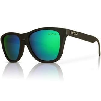 Glassy Apollo Premium Polarized Black/Green Lens
