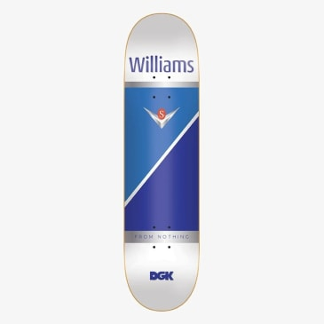 DGK Ashes To Ashes Williams Deck (8.38)