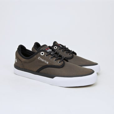 Emerica - Wino G6 X Independent Shoes - Brown / Black