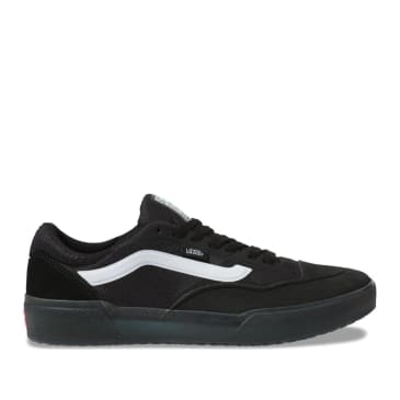 Vans AVE Pro Skate Shoes - Black / White