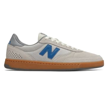 New Balance Numeric 440 Skateboarding Shoe - Sea Salt/Gum/Lapis Blue