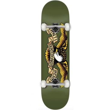 Anti Hero - Classic Eagle - Complete Skateboard - 8.38''