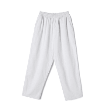 Polar Skate Co. Surf Pants White