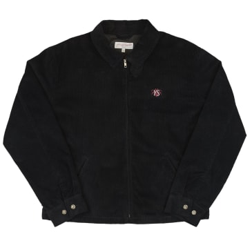 Yardsale YS Spider Corduroy Jacket - Black