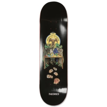 Theories Situation Room Skateboard Deck