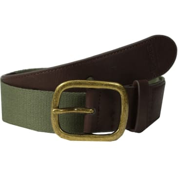 Brixton Course Belt olive