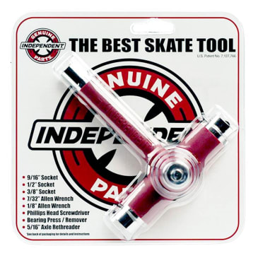 Independent Genuine Parts Best Skate Tool Standard Red
